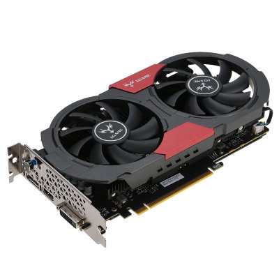 Видеокарта IGame Geforce 1050Ti 4G D5 128Bit б/у